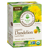 Tea Caffeine Free: Traditional Medicinals - Organic Roasted Dandelion Root Tea