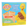 snacks: Earth's Best - Sunny Days Apple Snack Bars