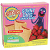 snacks: Earth's Best - Sunny Days Strawberry Snack Bars