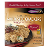 Crackers Chips Pretzels Crackers: Crunchmaster - Original Multi-Seed Crackers