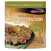 Crunchmaster Rosemary & Olive Oil Multi-Seed Crackers BFG 36156