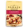 organic snacks: Sahale Snacks - Glazed Cashews with Pomegranate & Vanilla
