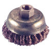 Ampco Safety Tools Knot Wire Cup Brushes AST 065-CB-30-KT