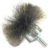 Abrasives: Anderson Brush - Circular Flared End Brushes-NF Series
