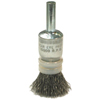 Anderson Brush Crimped Wire End Brushes-NSNT Series-Coated Cup-Variable Trim ANB 066-07731
