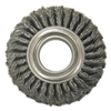 Anderson Brush Wide Face Standard Twist Knot Wire Wheels-TW Series-Carbon Steel ANB 066-14864