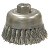 Anderson Brush Knot Wire Cup Brush-Double Row-UDX Series ANB 066-16635