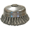 Anderson Brush Knot Wire Cup Brushes-Single Row-US Series ANB 066-19095
