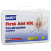 North Safety Construction First Aid Kits NOR068-019732-0019L
