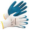 hand protection: Honeywell - Natural Rubber Static Dissipative Finger Cots, 3 Mil, Medium, Black