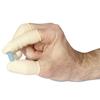 Gloves Finger Cots: Honeywell - Nitrile Anti-Static Finger Cots, Medium, White