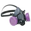 North Safety 5500 Series Low Maintenance Half Mask Respirators NOR 068-550030L