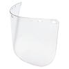 Honeywell Die Cut Faceshields, Clear, 15 1/2 In X 8 In, Polycarbonate FND 068-A8150/40