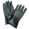 hand protection: Honeywell - Chemical Resistant Gloves, X-Large, 16 Mil, Black