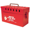North Safety Group Lock Boxes NOR 068-GLB03/E