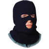 Honeywell Balaclava Winter Liner, Acrylic, Black FND 068-WL60