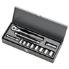 """Armstrong Tools 12 Piece 3/8"""" Dr. Socket Sets ARM 069-44-345"""