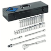 """Armstrong Tools 30 Piece 1/2"""" Dr. Socket Sets ARM 069-15-510"""