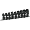 """Armstrong Tools 9 Piece 1/2"""" Dr. Universal Impact Socket Sets ARM 069-20-899"""