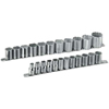"""Armstrong Tools 23 Piece 1/2"""" Dr. Socket Sets ARM 069-44-530"""