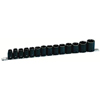 """Armstrong Tools 14 Piece 1/2"""" Dr. Impact Socket Sets ARM 069-47-893"""