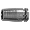 "Cooper Industries 1/4"" Dr. Standard Sockets CTA 071-1108"