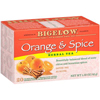 Bigelow Orange & Spice Herbal Tea BFG 28241