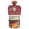 Peter Rabbit Organics Sweet Potato, Corn & Apple Puree Pouch BFG 01326