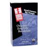 Equal Exchange English Breakfast Tea BFG 53261