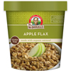 breakfast and cereal bars: Dr. Mcdougall's - Apple Flax Oatmeal