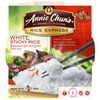 quick meals: Annie Chun's - Whie Sticky Rice Express