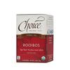Clean and Green: Choice Organic Teas - Fair Trade Rooibos Herbal Tea