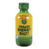 Lime Tangerine Organic Energy Shot