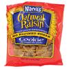 Nana's Cookies Oatmeal Raisin Cookies BFG 31170