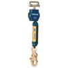DBI Sala Nano-Lok Self Retracting Lifeline, 6 Ft, Steel Snap Hook Connection, 420Lb Cap DBI 098-3101228