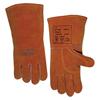 Ring Panel Link Filters Economy: Best Welds - Premium Leather Welding Gloves, Split Cowhide, Large, Buck Tan