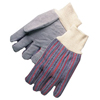 safety zone leather gloves: Anchor Brand - 2000 Series Leather Palm Gloves