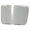 Anchor Brand Visors, Clear, Aluminum Bound, 15 1/2 X 9 In ANR 101-3440-B-CL