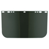 Anchor Brand Visors, Dark Green, Unbound, 15 1/2 X 9 In ANR 101-3442-U-DG