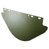 Anchor Brand Unbound Visors For Fibre-Metal Frames, Dark Green, Visor, 19 X 9 3/4 In ANR 101-4199-DG