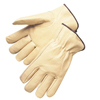 hand protection: Anchor Brand - 4000 Series Pigskin Leather Driver Gloves