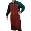 Ring Panel Link Filters Economy: Best Welds - Leather Bib Apron, 24 In X 42 In, Lava Brown