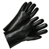Anchor Brand 12 In Long PVC Coated Gloves, Black ANR 101-7005