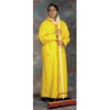 Ring Panel Link Filters Economy: Anchor Brand - Riding Raincoat, 0.35 mm PVC/Polyester, Yellow, 60 In, 2X-Large