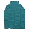 Ring Panel Link Filters Economy: Anchor Brand - Bib Aprons, 45 In X 35 In, Vinyl, Green