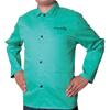 Best Welds Cotton Sateen Jacket, 2X-Large, Visual Green BWL 902-CA-1200-2XL