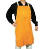 Best Welds Leather Bib Apron, 24 In X 36 In, Golden Brown BWL 902-Q-5