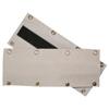 Anchor Brand SB-700 Sweatbands, Cowhide, White ANR 101-SB700