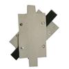 Anchor Brand SB-700 Sweatbands, Cowhide, Tan ANR 101-SB701