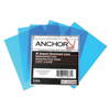 Anchor Brand Cover Lens, 100% Polycarbonate, Miller, Outside Cover Lens, 12 7/8 In X 1 1/2 In ANR 101-UV240M